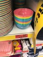 Miami Kids Large Bowls 4pk - Half Price