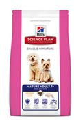 Hill's Science Plan Canine Mature Adult 7+ Small & Miniature