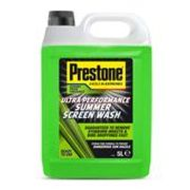 Prestone Ultra Performance Summer Screen Wash 5L