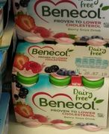Benecol 6pk, Use by 20th July at Heron Foods Moreton / 75%off5