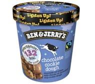 Ben & Jerry's Moophoria Chocolate Cookie Dough Light Ice Cream