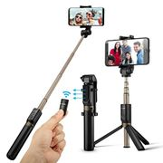 BlitzWolf Selfie Stick Tripod with Remote