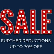 Up to 70% of Sale + Extra 5% off W/code + Free Delivery & Free Returns
