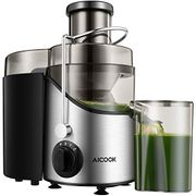 Juicer Juice Extractor, Aicook 65MM Wide Mouth Stainless Steel