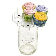 Lakeland Mason Jar Cupcake Bouquet Holder. Was £7.99, Now £1.99