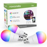Deal Stack - LED RGB Light Bulb - £5 off + Extra 40%