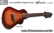 Win a Gryphon Guitar from Avante