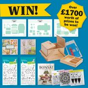 Simply Cards & Papercraft 192 Competitions & Giveaways
