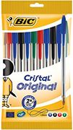 BiC Cristal Original Ball Point Pen Pack of 10