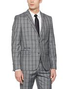 Joe Browns Men's Charming Check Suit Blazer- Size 40R Only