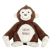 Argos Home Valentine's Day 56cm Tall Monkey Plush