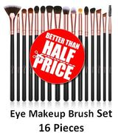 BESTOPE Eye Makeup Brush Set, 16 Pieces **4.6 STARS**