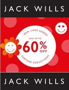 JACK WILLS SALE - up to 60% Off