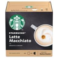 Nescafe Dolce Gusto Starbucks Latte Macchiato 12 Capsules 129G