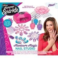 Cra-Z-Art Shimmer 'N' Sparkle Manicure Magic Studio