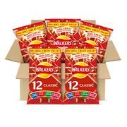 Walkers Classic Variety Multipack Crisps Box (60 Single Bags) - £10 from Amazon!