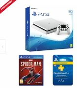 SONY PlayStation 4, Marvel's SpiderMan PlayStation plus Subscription Bundle £269