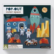 NSPCC Pop out & Play Outer Space
