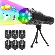 Christmas Projector Lights, Toolmore Portable LED Projector Lights with Tripod