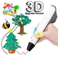 Stack Deal-3D Pen, THZY 3D Printing Pen for 3D Modeling, Education, Bonus 2 Free