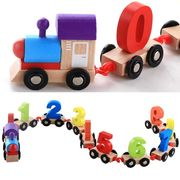 Small Train Toy with Colorful Digital Only £12.99