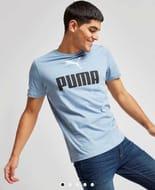 Puma Central Logo Tshirt