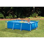 Intex Frameset Swimming Pool (Rectangle) - 3.0 X 2.0 Mtr £62.99 with Code