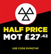 Get 50% off Your MOT Test (Price £27.42) at National Tyres and Autocare