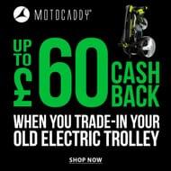 Scottsdale Golf - MOTOCADDY | Get up to £60 Cashback