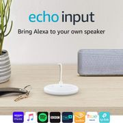 Prime Day - Echo Input (White) - Better than Half Price!