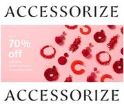 Accessorize - FURTHER REDUCTIONS Uo to 70% OFF