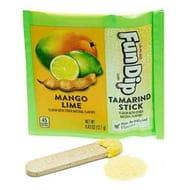 Fun Dip Mango Lime with Tamarind Stick 12.1g BBE 30/10/18