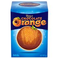 Terry's Chocolate Orange Milk and Free Prize Draw