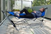 Folding Hammock with Carry Case