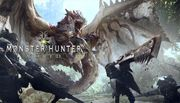 MONSTER HUNTER: WORLD DELUXE EDITION (PC Game)
