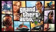 GRAND THEFT AUTO v (PC Game)