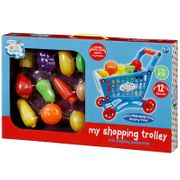 Shopping Trolley Toy - Half Price At B&M