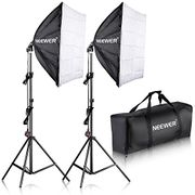 """Neewer 700W Professional Photography 24""""x24""""Softbox- save £24 with Code"""