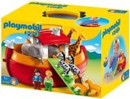 SAVE £10 Playmobil 1.2.3 - Floating Take Along Noah's Ark (6765)
