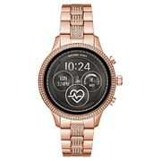 Michael Kors 8 Womens Smartwatch with Stainless Steel Strap.