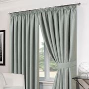 "Basket Weave Thermal Blackout Curtains 66""x72""or 66""x90"""