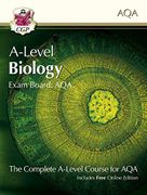 A-Level Biology for AQA: Year 1 & 2 Student Book with Online Edition