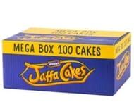 McVities Jaffa Cakes. Mega Pack 100 Pack @Farmfoods