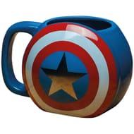 Captain America Shield Mug - Save £2