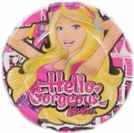 Barbie Hello Gorgeous Paper Party Plates