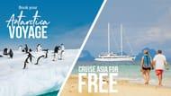 Intrepid Travel - 20% off Antarctic Voyages