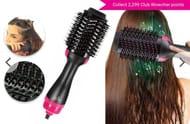 One-Step Hair Dryer Hot Brush