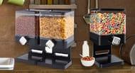 Dry Food Storage Dispenser - 2 Designs