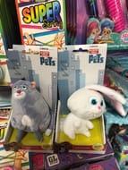 Poundland - Pets Movie Toys