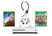 Prime Day Deal: Xbox One S 1TB Forza Horizon 4 Bundle + Chat Headset + CTR